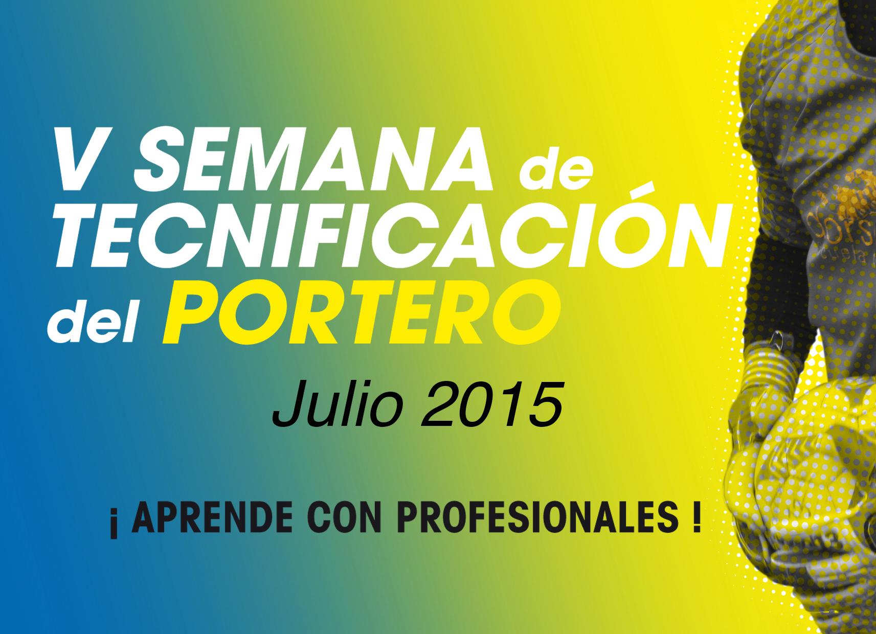 Semana Tecnificación. (Junio 2015)